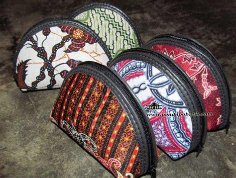 Dompet Koin Buah souvenir dompet koin pendopo batik