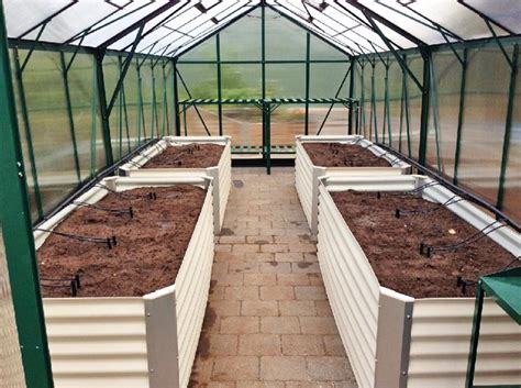 raised bed greenhouse 1400 raised garden bed polycarbonate greenhouses