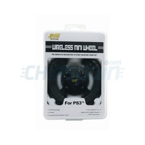 Kaos Playstation ps3 mini volante wireless kaos chipspain