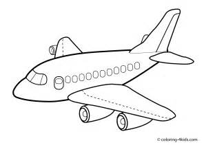 airplane coloring pages koloringpages