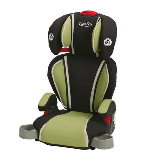 graco booster seat graco highback turbobooster car seat go green