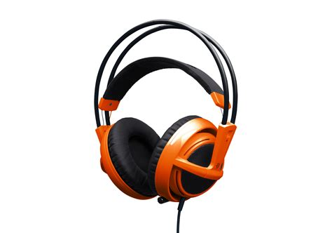 Headset Steelseries V2 siberia v2 gaming headset orange steelseries muizenshop nl