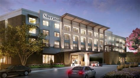 Mba Mckinney Properties I Ltd by Starwood Hotels Debuts 14th Hotel In With The Grand