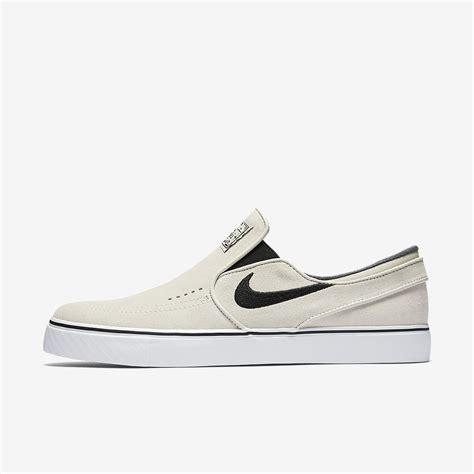 Nike Slip On Casual Navy nike sb zoom stefan janoski slip on s skateboarding