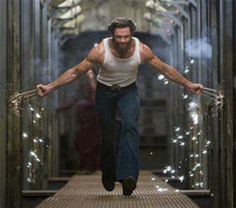 hugh jackman wolverine body get ripped like wolverine fit tip daily