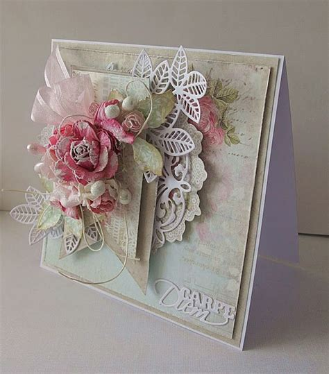 Handmade Flower Cards - griffin cards cards and scrap on