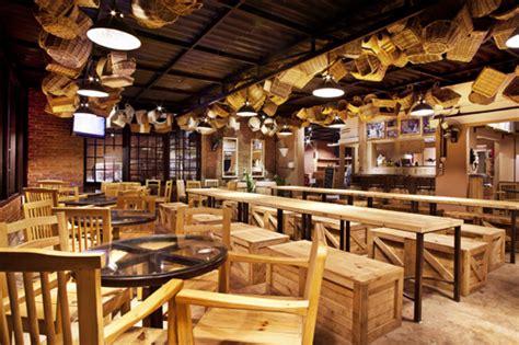 design interior cafe unik tempat makan dengan konsep food court di bandung infobdg com