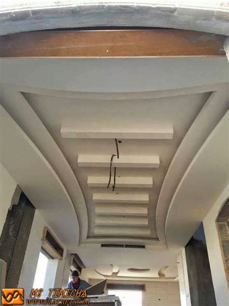 Decoration En Platre by D 233 Coration Faux Plafond Platre