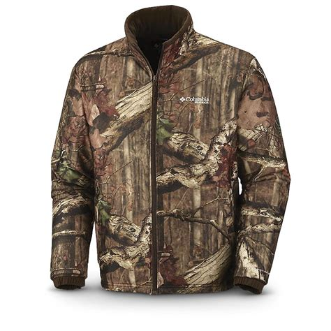 mossy oak jackets for columbia 174 phg insulated jacket and mossy oak up