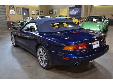aston martin db7 vantage volante for sale 2002 aston martin db7 vantage volante for sale