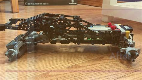 baja truck suspension lego technic baja trophy truck suspension fix