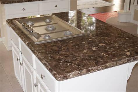Marble Countertop Installation by Emperador Marble Countertops Flooring