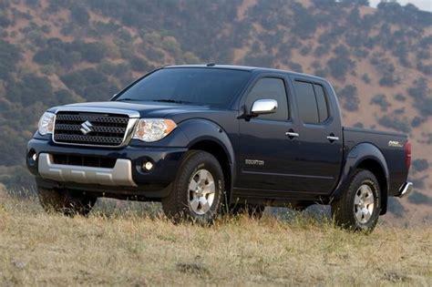 best car repair manuals 2012 suzuki equator regenerative braking 2012 suzuki equator new car review autotrader
