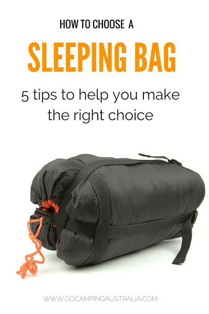 15 tips to help you choose the right visual content how to choose a sleeping bag 5 tips to help you make the