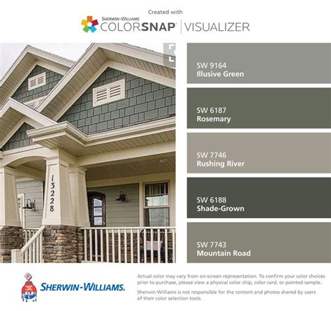 home visualizer design tool 25 best ideas about green exterior paints on pinterest