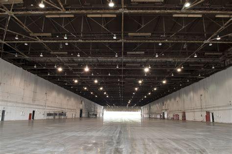hangar a in kaiser hangar complex birmingham sees aerospace potential