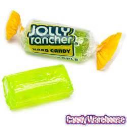 jolly rancher hard candy green apple 160 piece box