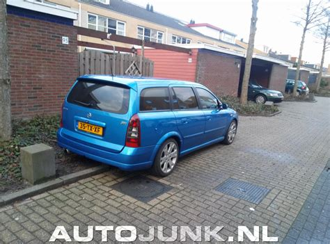 Autoscout Opel Astra by Opel Astra Opc Foto S 187 Autojunk Nl 133459