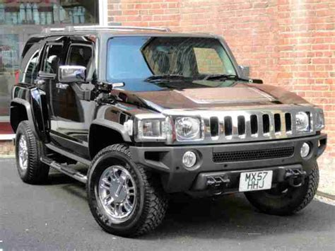 service manual repair anti lock braking 2007 hummer h2 navigation system sell used 2007 hummer h3 luxury 3 7 auto uk spec right hand drive 2008 58 car for sale