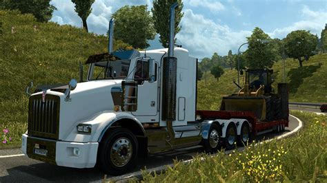 kenworth t800 parts for kenworth t800 1 22 x truck euro truck simulator 2 mods