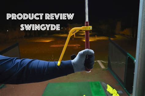 swing gyde swingyde training aid review youtube