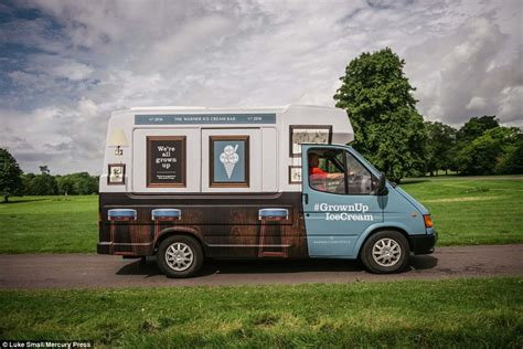 vans design philippines warner leisure hotels launch adults only ice cream van is
