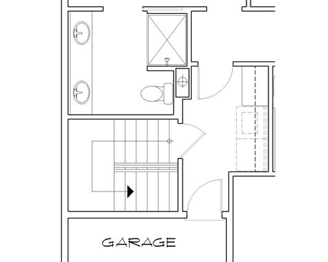 floor plans with stairs whately 5259 3 bedrooms and 2 5 baths the house designers