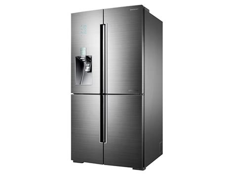 34 inch door refrigerator 34 cu ft 4 door flex chef collection refrigerator with