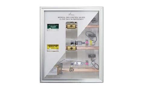 medical gas zone valves certified medical sales