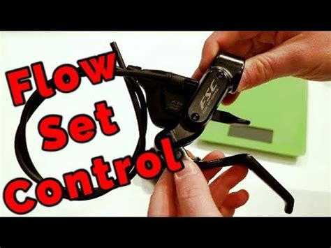 Flow Flow Set flow set shift and brake levers from trp and
