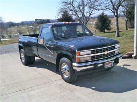 how to learn about cars 1992 chevrolet 3500 on board diagnostic system service manual pdf 1992 chevrolet silverado 3500 truck purchase used 1992 chevrolet c3500