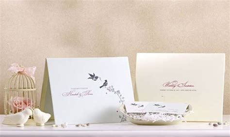desain kartu undangan klasik wedding invitation cards gaya kartu undangan pernikahan