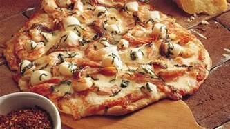 Old Kitchen Decorating Ideas seafood pizza recipe bettycrocker com