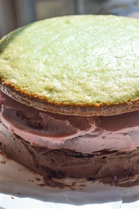 spumoni cake spumoni cake cooks