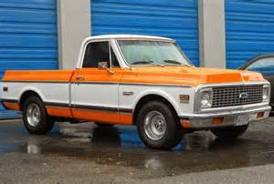 restored 1972 chevrolet c10 cheyenne bring a trailer