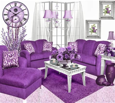 Black And White Living Room Furniture Purple Sofas Living Living Rooms With Black Sofas