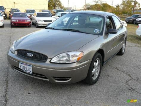 taurus colors 2005 ford taurus paint colors