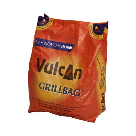 vulcan grill brikett 1 4 kg t 252 zelőanyag k 225 lyha kandall 243