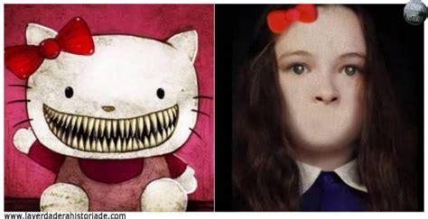 imagenes de hello kitty la verdadera la verdadera historia de los personajes lideres 205 dolos