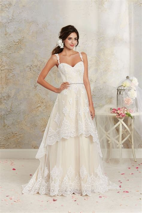Vintage Style Wedding Dresses by Alfred Angelo Modern Vintage Wedding Dresses Style 8535