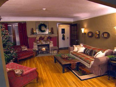 lodge home decor construct a lavish lodge hgtv