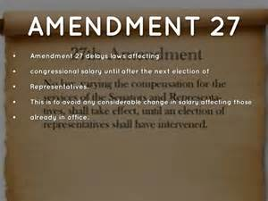 Amendment Pictures 1 27 the 27 amendments by mckensha001
