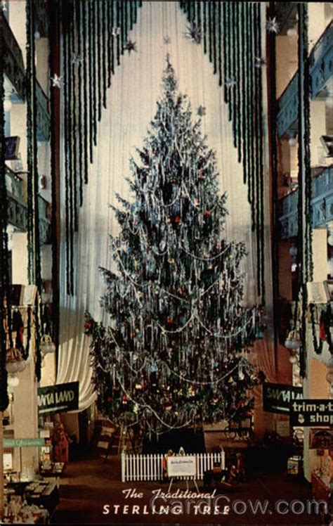 famous sterling linder christmas tree cleveland oh