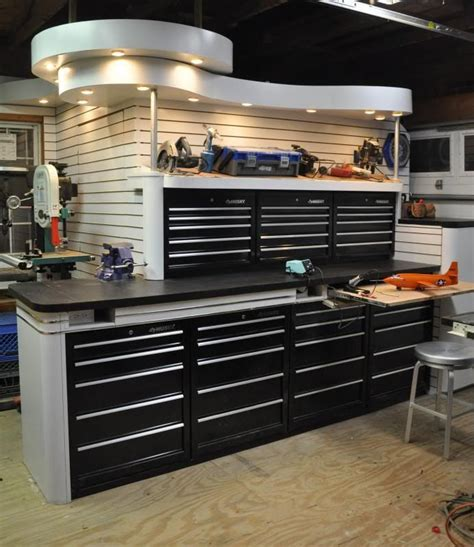garage tool bench ideas 1000 images about garage goals on pinterest dream man