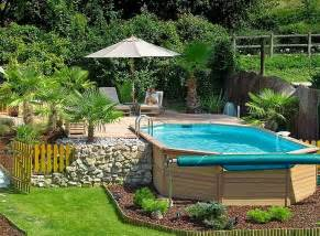 Pool Ideas For Small Backyards Small Pool Ideas For Small Yard Backyard Design Ideas