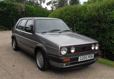 Vw Golf Sticker Lane Bradford by 1990 Golf Gti Mk2 8v Fsh Rare Silver Grey Metallic Sold