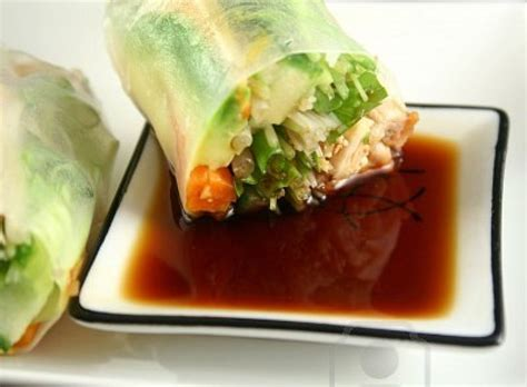 How To Make Chicken Rice Paper Rolls - denver parent fabulous chicken rice paper rolls will