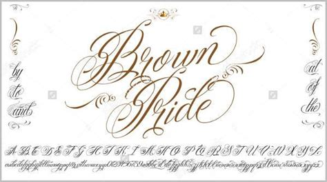tattoo font young and beautiful 11 handwriting fonts ttf otf format download design