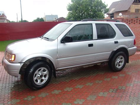 how does cars work 2003 isuzu rodeo auto manual 2003 isuzu rodeo photos 2 0 gasoline fr or rr automatic for sale