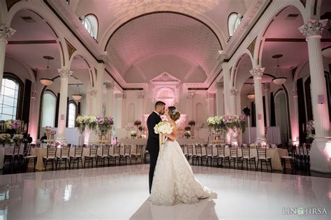 vibiana wedding los angeles vibiana los angeles wedding diana adit